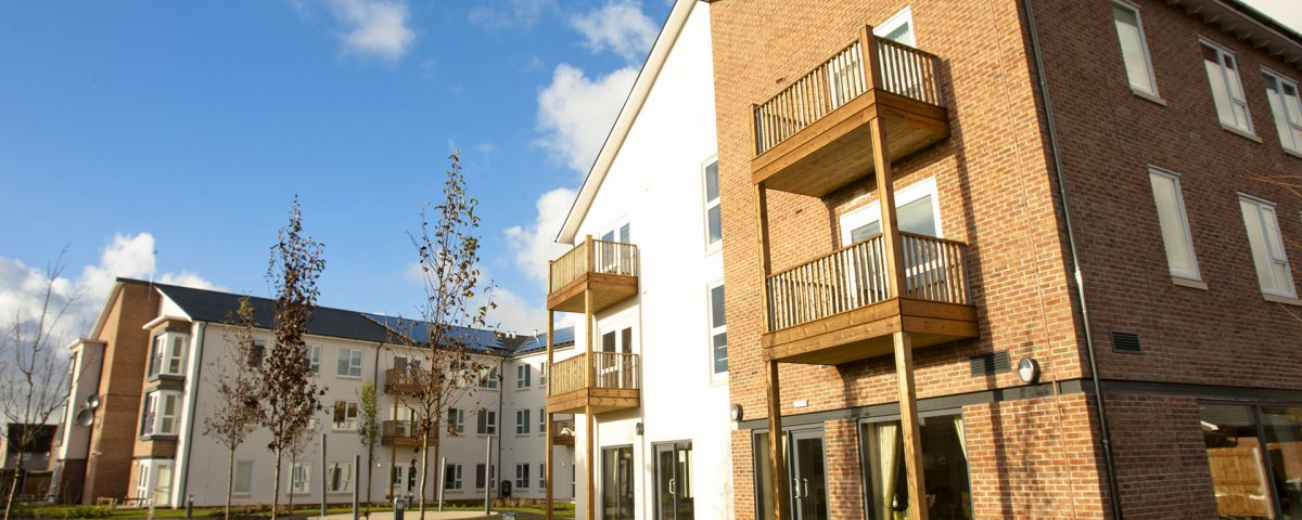 This Extra Care Development Was Completed For Our Client